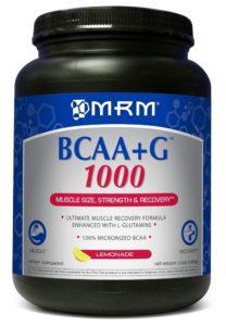 MRM BCAA+G1000 レモネード味